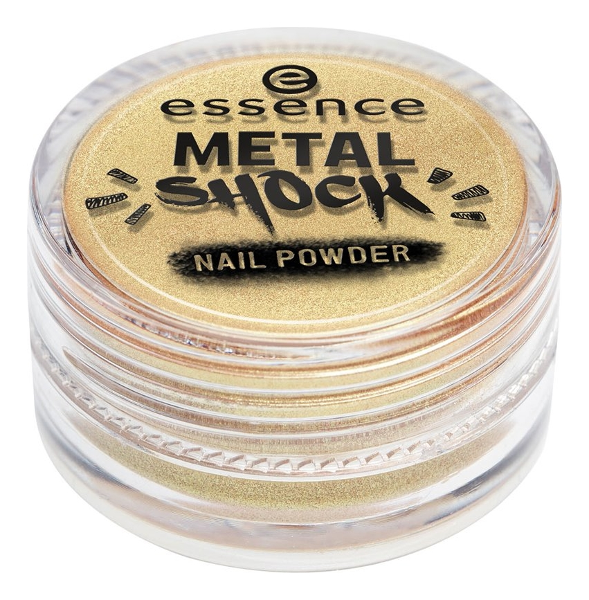 Пудра-втирка для ногтей Metal Shock Nail Powder 1г: 04 A Touch Of Vintage