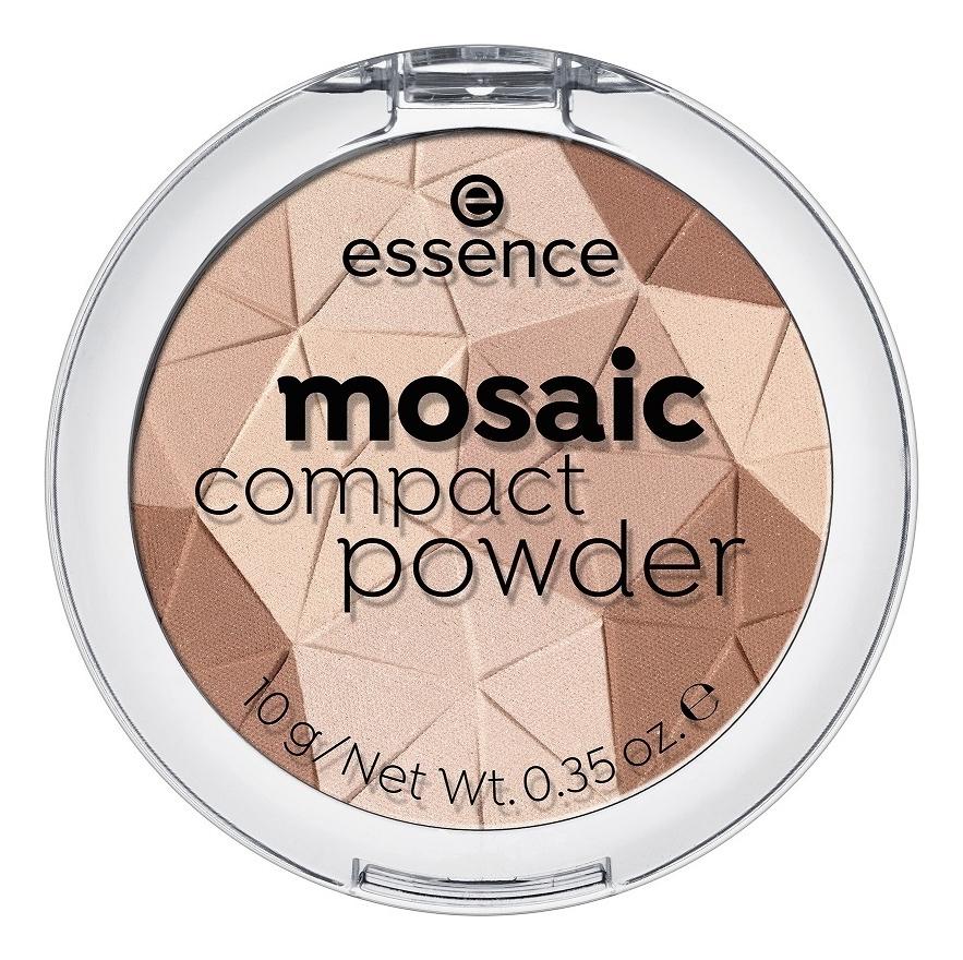 Купить Компактная пудра-мозаика для лица Mosaic Compact Powder 10г, essence