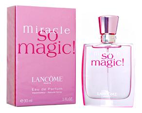 Купить Miracle So Magic: парфюмерная вода 30мл, Lancome