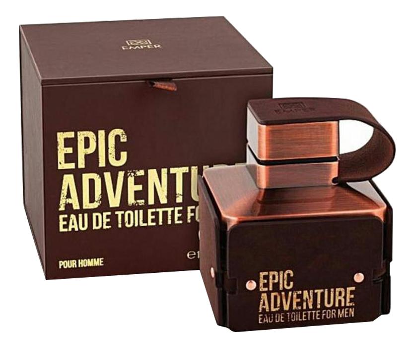 Купить Epic Adventure: туалетная вода 100мл, Emper