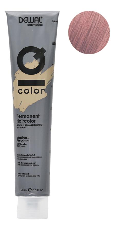 Стойкий крем-краситель для волос на основе протеинов риса и шелка Cosmetics IQ Color Permanent Haircolor 90мл: 10.25 Extra Light Pearl Rose Blonde фото