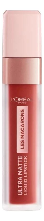 Ультрастойкая жидкая матовая помада Infaillible Les Macarons 7,6мл: No 834