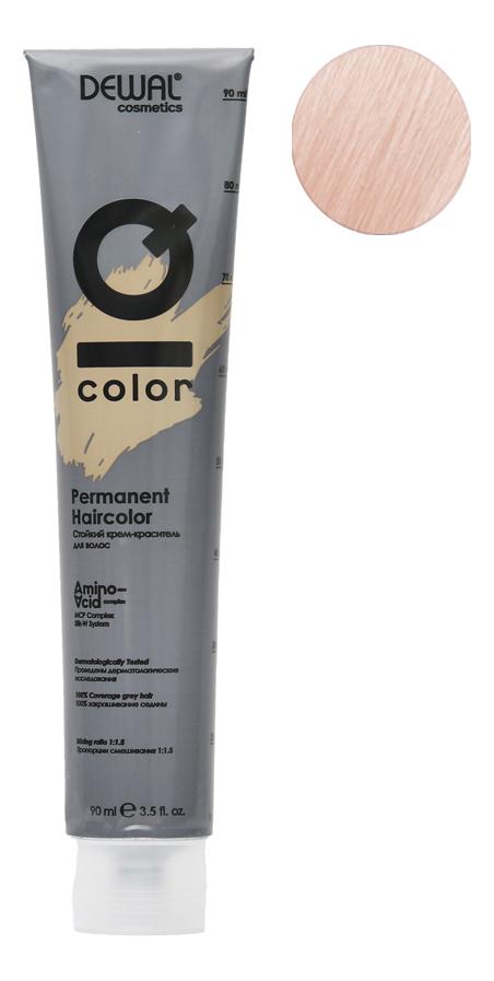 Стойкий крем-краситель для волос на основе протеинов риса и шелка Cosmetics IQ Color Permanent Haircolor 90мл: 11.32 Ultra Light Gold Pearl Blonde