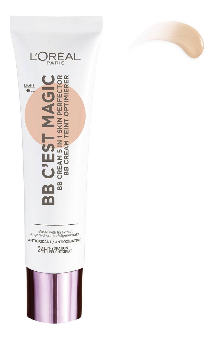 Тональный крем для лица BB C'est Magic 30мл: 02 Light фото
