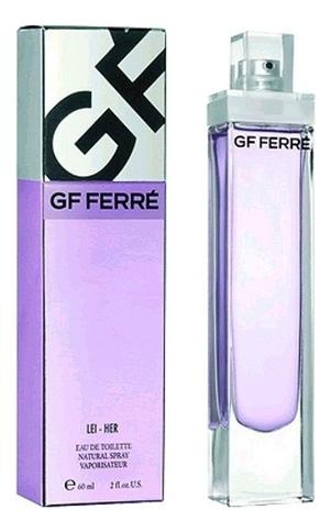 GF Ferre Lei-Her: туалетная вода 60мл фото