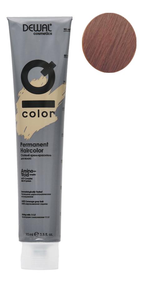 Стойкий крем-краситель для волос на основе протеинов риса и шелка Cosmetics IQ Color Permanent Haircolor 90мл: 9.32 Very Light Gold Pearl Blonde