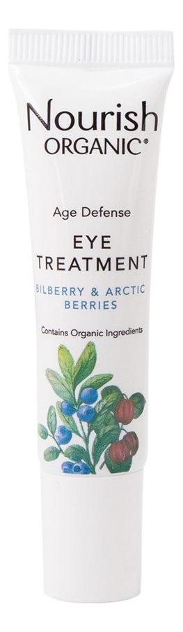 Купить Антивозрастной крем для кожи вокруг глаз с экстрактом арктических ягод Organic Age Defense Eye Treatment 15мл, Nourish