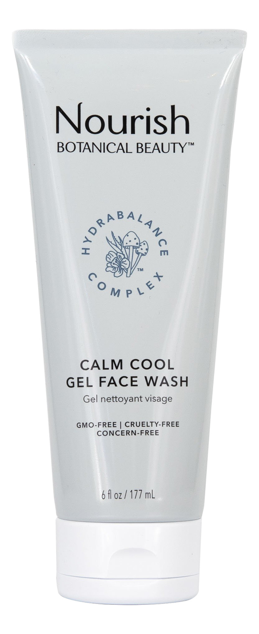 Гель для умывания Botanical Beauty Calm Cool Gel Face Wash 177мл