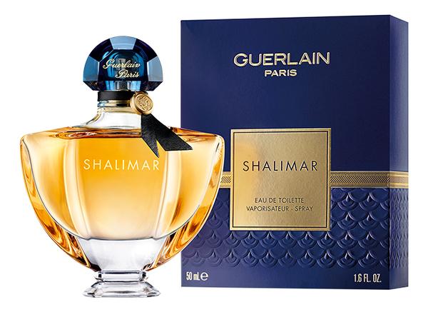 Купить Shalimar: туалетная вода 50мл, Guerlain
