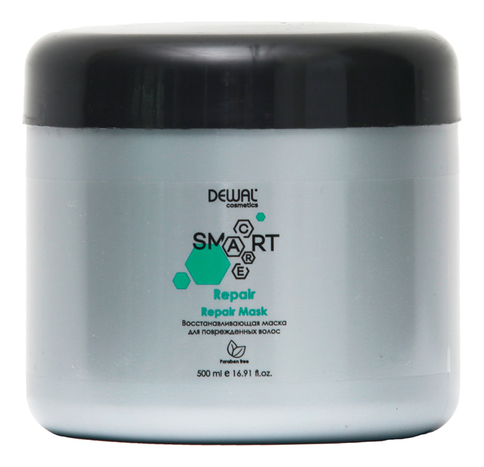 Маска восстанавливающая для поврежденных волос Cosmetics Smart Care Repair Mask: Маска 500мл matrix маска для поврежденных волос total results so long damage mask 150 мл