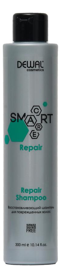 Шампунь восстанавливающий для поврежденных волос Cosmetics Smart Care Repair Shampoo: Шампунь 300мл шампунь для волос l cosmetics organic clay с кембрийской глиной восстанавливающий с гидролатами