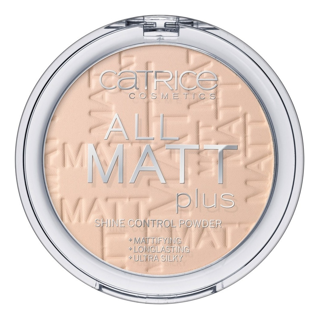 Компактная пудра для лица All Matt Plus Shine Control Powder 10г: 010 Transparent компактная пудра для лица all matt plus shine control powder 10г 001 universal