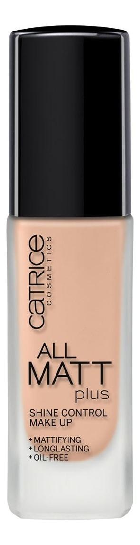Купить Тональная основа для лица All Matt Plus Shine Control Make Up 30мл: 015 Vanilla Beige, Catrice Cosmetics