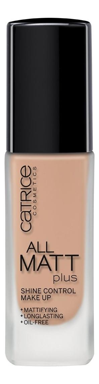 Купить Тональная основа для лица All Matt Plus Shine Control Make Up 30мл: 020 Nude Beige, Catrice Cosmetics