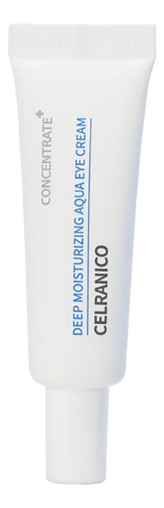 Крем для кожи вокруг глаз Deep Moisturizing Aqua Eye Cream 20мл celranico deep moisturizing