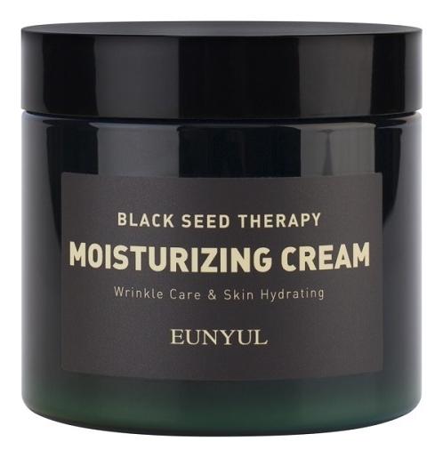 Крем для лица с комплексом фруктовых семян и аденозином Black Seed Therapy Moisturizing Cream 270мл chi luxury black seed oil curl defining cream gel