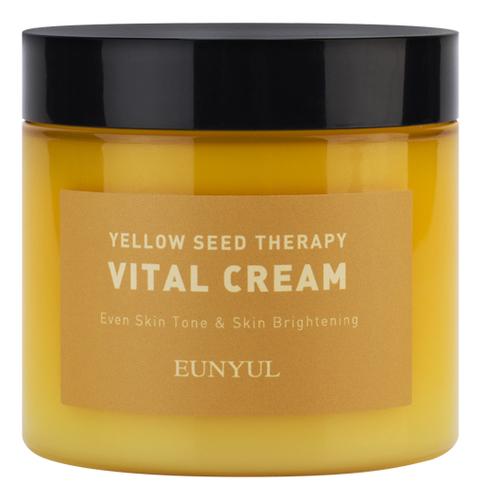 Купить Витаминизирующий крем-гель для лица с ниацинамидом и экстрактами цитрусовых Yellow Seed Therapy Vital Cream 270мл, EUNYUL