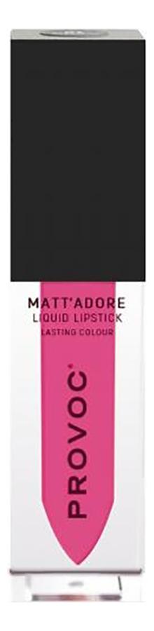 Жидкая матовая помада для губ Mattadore Liquid Lipstick 4,5г: 34 Caribbean недорого