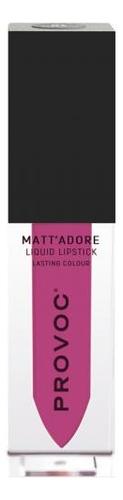 Жидкая матовая помада для губ Mattadore Liquid Lipstick 4,5г: 35 Puna недорого