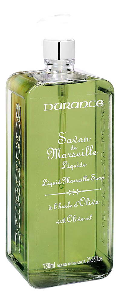Жидкое мыло Liquid Marseille Soap (олива): Мыло 750мл