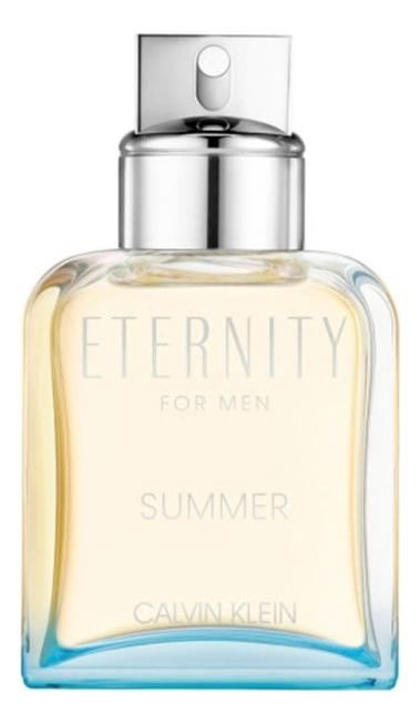 Calvin Klein Eternity For Men Summer 2019: туалетная вода 100мл тестер