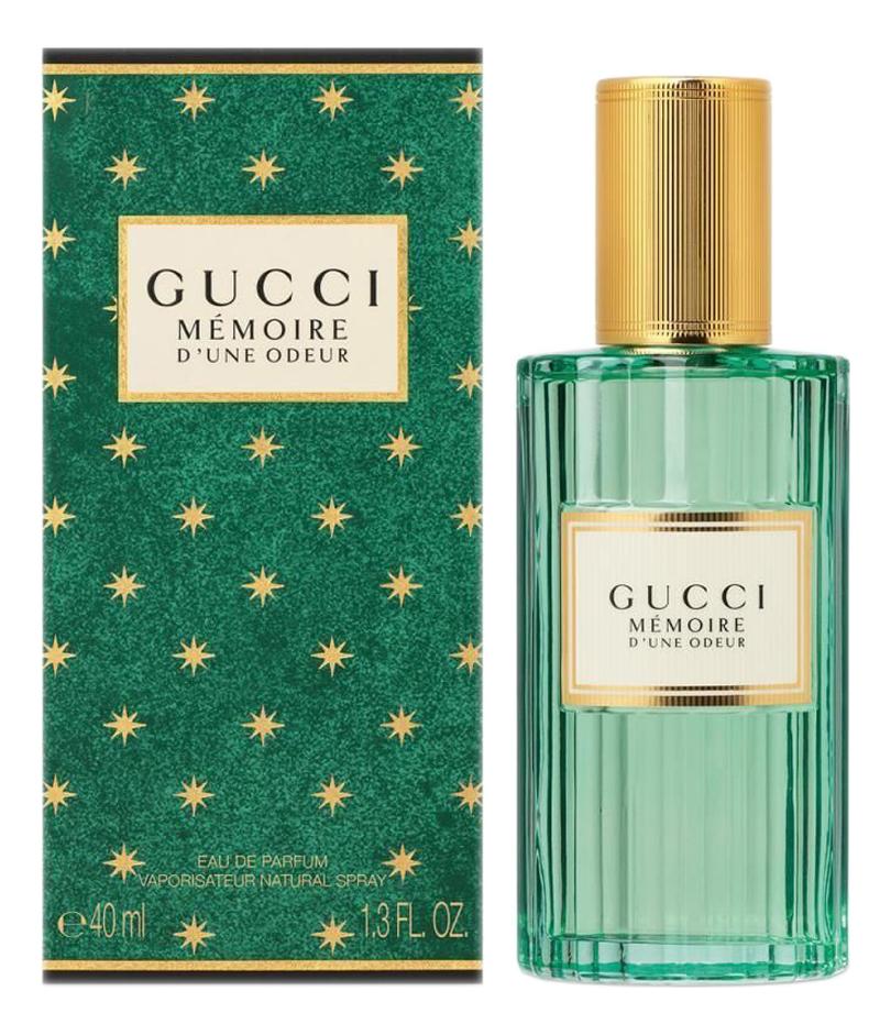 Купить Memoire D'une Odeur: парфюмерная вода 40мл, Gucci