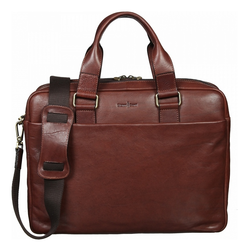 цена Бизнес-сумка Dark Brown 911265 онлайн в 2017 году