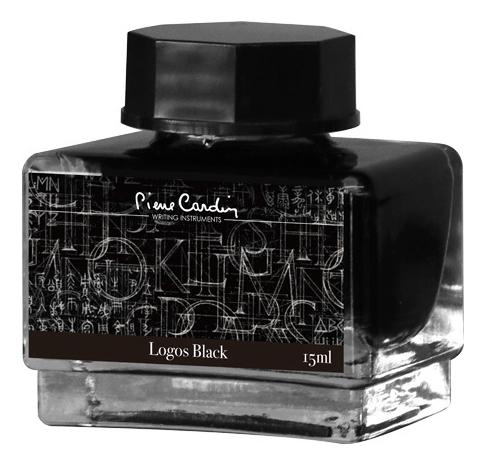 Флакон чернил City Fantasy 15мл: Logos Black