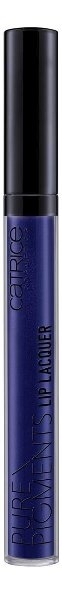 Блеск для губ Pure Pigments Lip Lacquer 4,8мл: 060 Deep Sea Navy