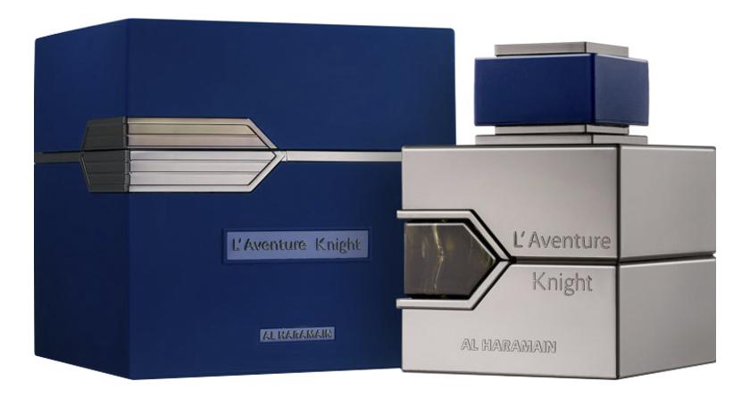 Купить L'Aventure Knight: парфюмерная вода 100мл, Al Haramain Perfumes