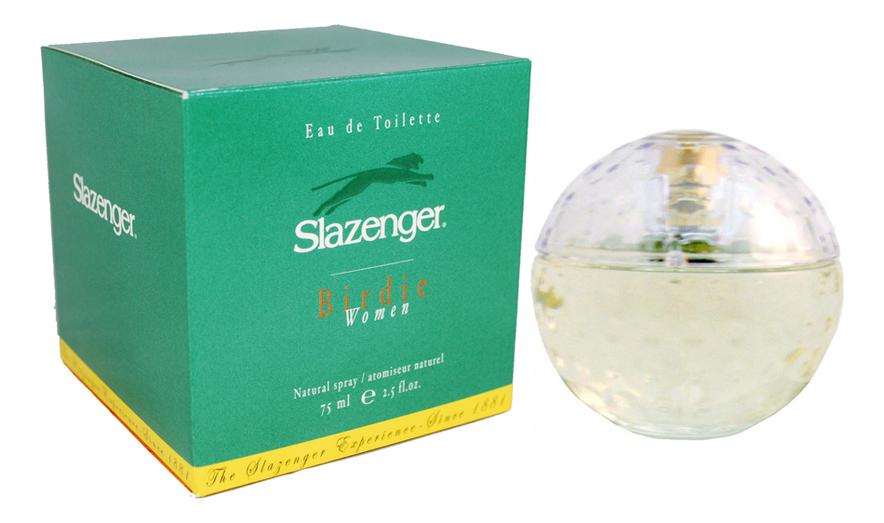 slazenger набор мячей для большого тенниса slazenger championship hydroguard 3b 3 шт Slazenger Birdie: туалетная вода 75мл