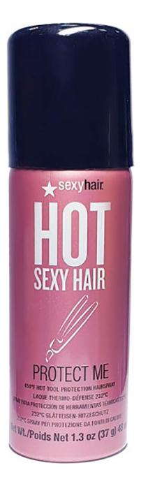 Термозащитный спрей для волос Hot Protect Me: Спрей 48мл