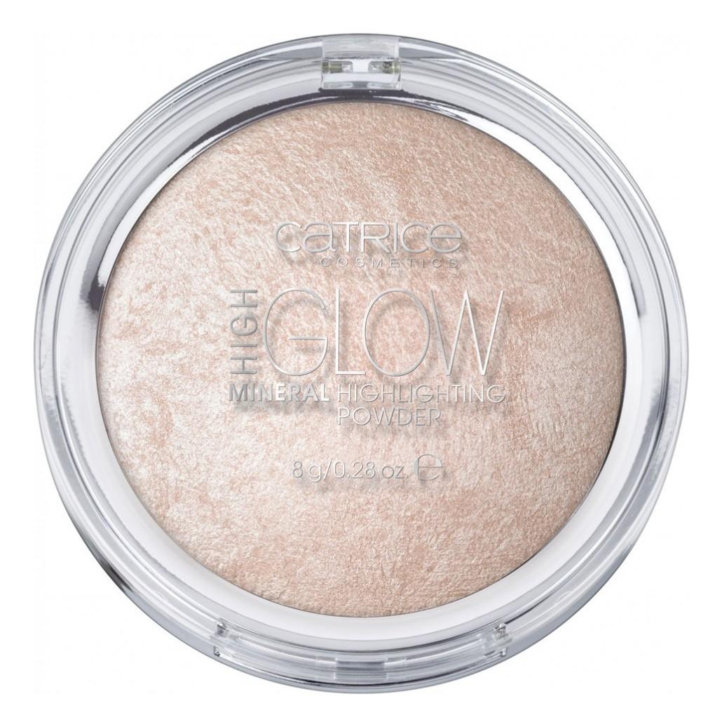 Хайлайтер для лица High Glow Mineral Highlighting Powder 8г: 010 Light Infusion недорого