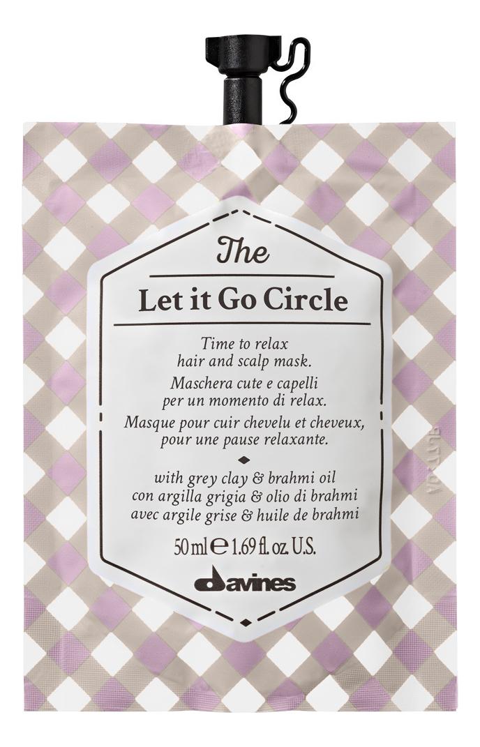 Маска-релакс для волос и кожи головы The Let It Go Circle: Маска 50мл, Davines  - Купить