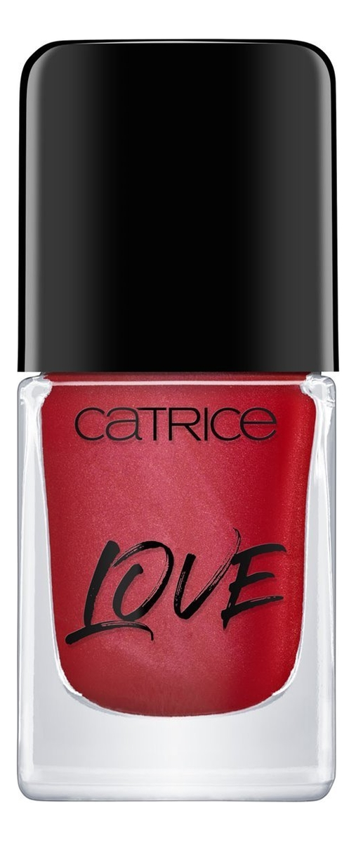 Купить Лак для ногтей IcoNails Gel Lacquer 10, 5мл: 57 Make Your Polish A Priority, Catrice Cosmetics