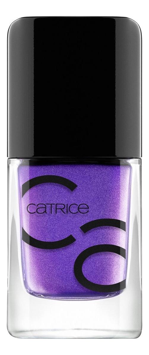 Лак для ногтей IcoNails Gel Lacquer 10,5мл: 69 If Not Purple … Then What? недорого