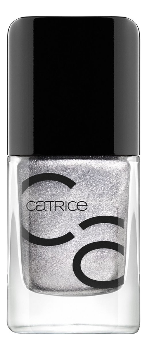 Купить Лак для ногтей IcoNails Gel Lacquer 10, 5мл: 81 Metal Speaks Louder Than Words, Catrice Cosmetics