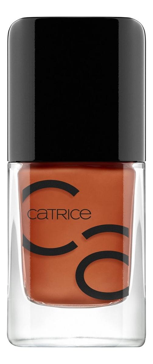 Лак для ногтей IcoNails Gel Lacquer 10,5мл: 83 Orange Is The New Black
