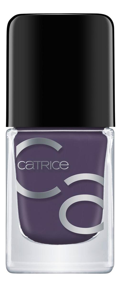 Купить Лак для ногтей IcoNails Gel Lacquer 10, 5мл: 19 Johnny Deep, Catrice Cosmetics