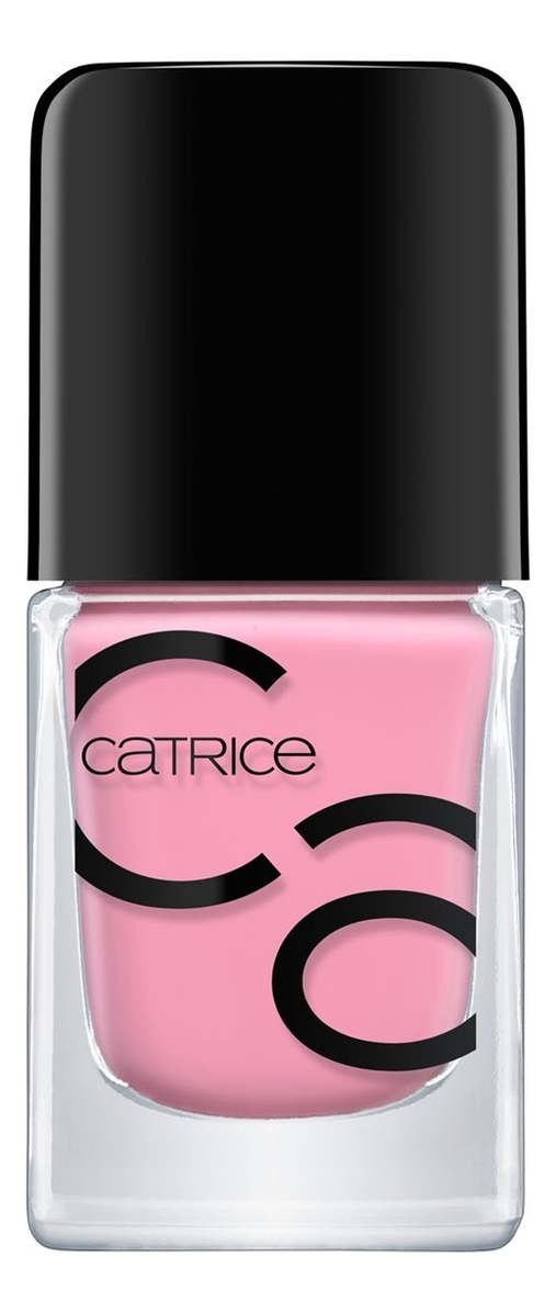 Лак для ногтей IcoNails Gel Lacquer 10,5мл: 30 Keep Calm And Pink