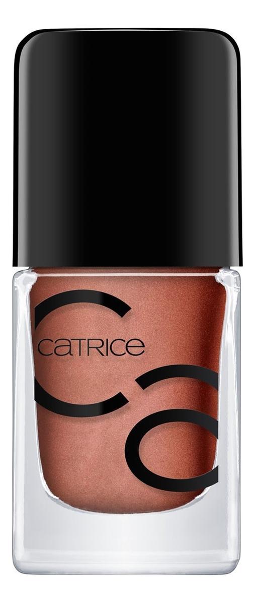 Купить Лак для ногтей IcoNails Gel Lacquer 10, 5мл: 58 Good Nails Only, Catrice Cosmetics
