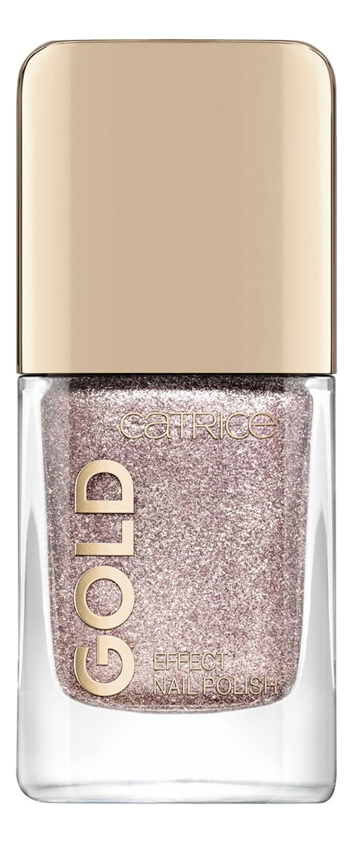 цена на Лак для ногтей Gold Effect Nail Polish 10,5мл: 02 Fascinating Grace