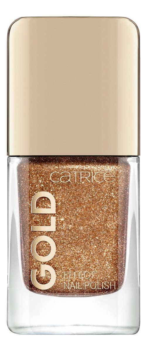 Лак для ногтей Gold Effect Nail Polish 10,5мл: 05 Magnificent Feast