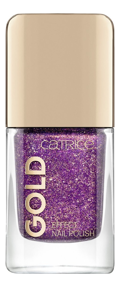 цена на Лак для ногтей Gold Effect Nail Polish 10,5мл: 06 Splendid Atmosphere