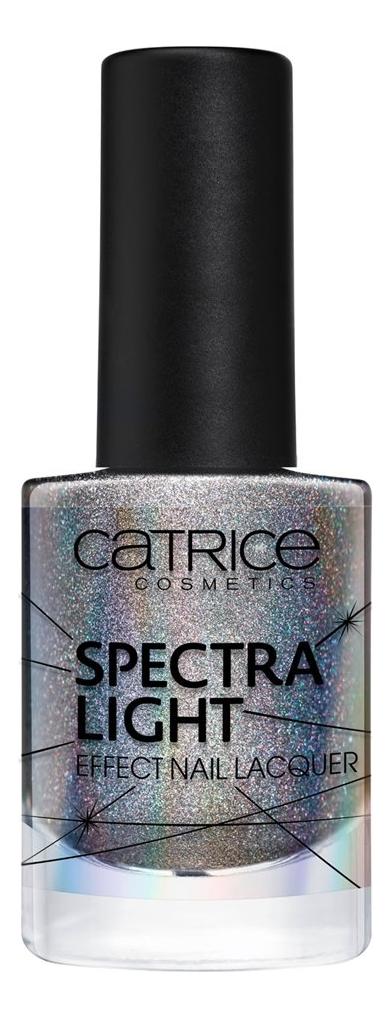 Лак для ногтей Spectra Light Effect Nail Lacquer 10мл: 05 Holo Enchantment