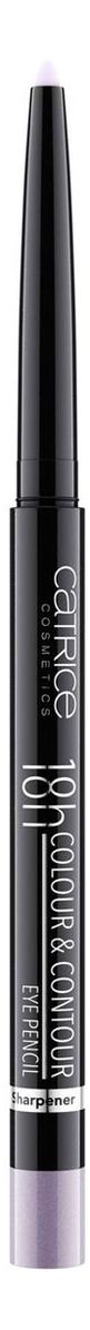 Карандаш для глаз 18h Colour & Contour Eye Pencil 0,3г: 100 Bride Lavender карандаш для глаз 18h colour
