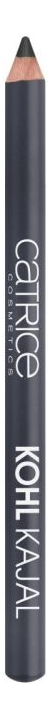 Фото - Карандаш для глаз Kohl Kajal 1,1г: 010 Ultra Black карандаш для глаз scandaleyes waterproof kohl kajal 1 2г no 009