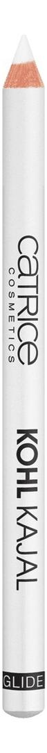 Фото - Карандаш для глаз Kohl Kajal 1,1г: 040 White карандаш для глаз scandaleyes waterproof kohl kajal 1 2г no 009