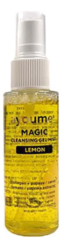 Очищающий гель-мист для лица Magic Cleansing Gel Mist 50мл (лимон)