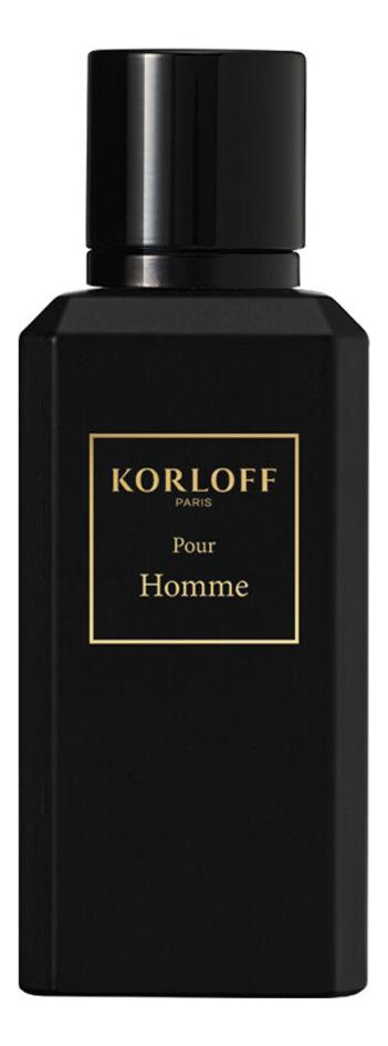 Купить Pour Homme: парфюмерная вода 2мл, Korloff Paris